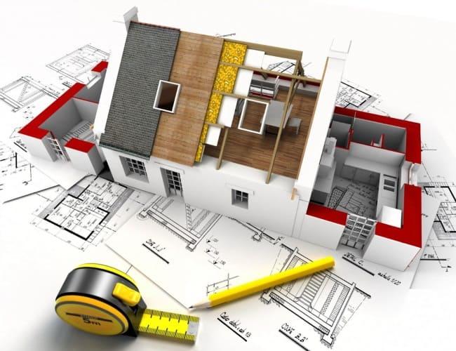 Проектирование и строительство домов из газобетона